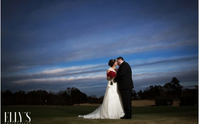 Pine Island Club Late Fall Wedding
