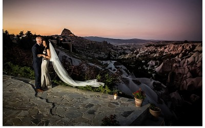 3 Reasons You Should 'Pack Your Photographer' for your Destination Wedding