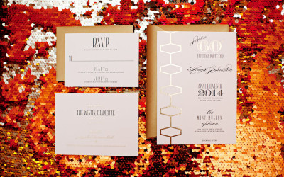 Charlotte Custom Design Wedding Stationery  Without Breaking the Bank