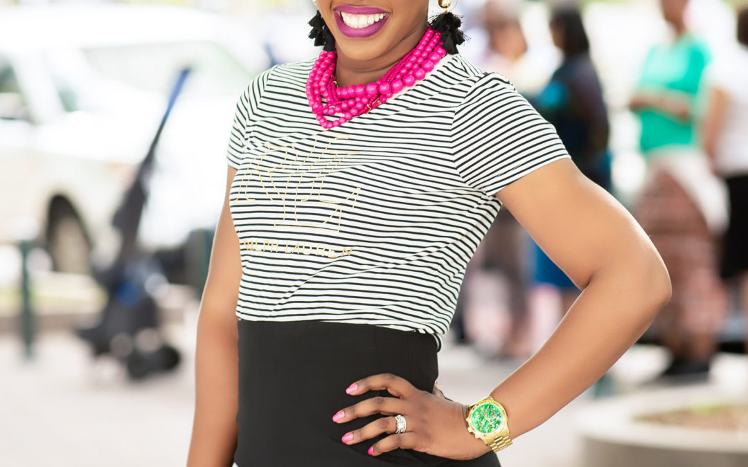 Featured Boss! Crystal Govan with Fabulously Created Events